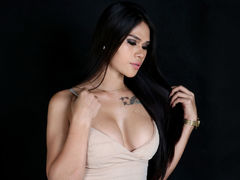 AriellaMyLoveX - shemale with black hair webcam at LiveJasmin