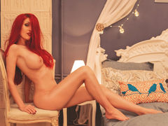 berrenicexx - female with red hair and  big tits webcam at LiveJasmin