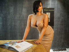 CassyeCross - female with black hair and  big tits webcam at LiveJasmin