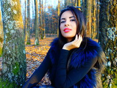 CuteAriana33 - female with black hair and  big tits webcam at LiveJasmin