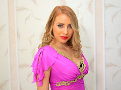 DeepestEyes - female with red hair webcam at LiveJasmin