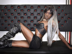divblackanaxx - blond shemale webcam at ImLive
