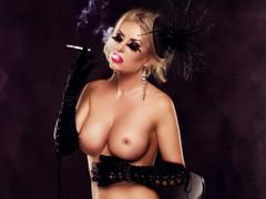 DiamondDollXX - blond female with  big tits webcam at LiveJasmin