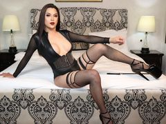 EhlaGray - shemale with black hair webcam at LiveJasmin