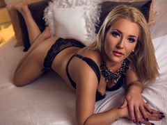 Elenya - blond female webcam at LiveJasmin