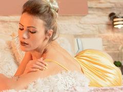 GabriellaShine - blond female with  big tits webcam at LiveJasmin