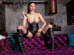 GlamyAnya - female with black hair and  big tits webcam at LiveJasmin