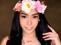 GoddessTranx - shemale with black hair webcam at LiveJasmin