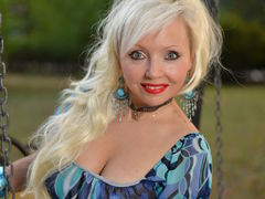 HappyWhiteVeroni - blond female with  big tits webcam at LiveJasmin