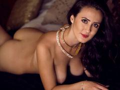 HeatherJammes - female with black hair and  big tits webcam at LiveJasmin