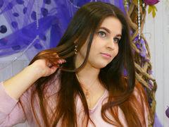 HeavenlyWhisper - female with brown hair webcam at LiveJasmin