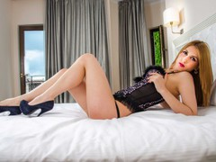 HotSerene - female with brown hair webcam at LiveJasmin