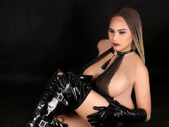 horsecockcuteass - shemale with brown hair webcam at LiveJasmin