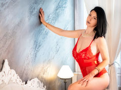 IngaStone - female with black hair and  big tits webcam at LiveJasmin