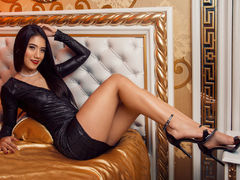 IrinaHaid - female with black hair and  small tits webcam at LiveJasmin