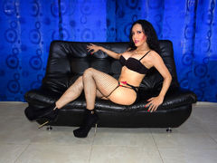 jayde4you - shemale with black hair and  big tits webcam at LiveJasmin