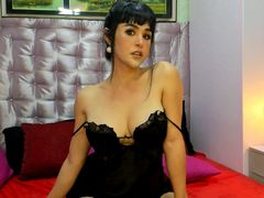 JuliaArchachie - shemale with black hair webcam at LiveJasmin