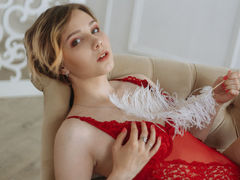 SweetyInori - female with red hair and  small tits webcam at LiveJasmin