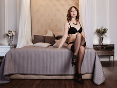 TirelessBrooke - female with red hair webcam at ImLive