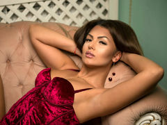 LorenaLure - female with brown hair and  small tits webcam at LiveJasmin