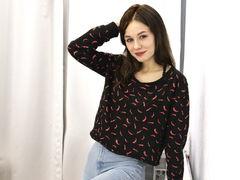 MariLoren - female with brown hair webcam at LiveJasmin