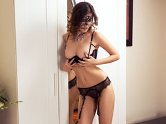 MidnightMindz - female with brown hair webcam at LiveJasmin