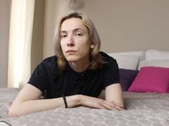 MishelleAngel - blond shemale webcam at LiveJasmin
