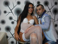 nastyycouple1x - couple webcam at LiveJasmin