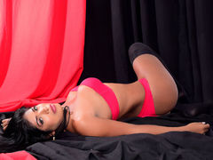 NiickyLove - shemale with black hair webcam at LiveJasmin