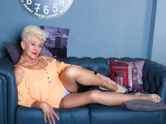 Over50Games - blond female with  big tits webcam at LiveJasmin