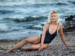 PrettyGirl000 - blond female with  big tits webcam at LiveJasmin