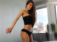 rebekaforyou - female with brown hair webcam at LiveJasmin