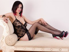 Rose4all - female with black hair and  big tits webcam at LiveJasmin