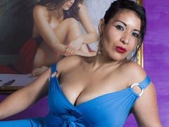 ScarlettElenore - female with brown hair and  big tits webcam at LiveJasmin