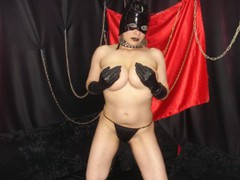 SubladyExtrem4 - female with black hair and  big tits webcam at LiveJasmin