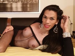 sweetyhotsex - shemale with black hair webcam at ImLive