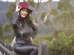 THERA4Uxx - female with black hair and  big tits webcam at LiveJasmin
