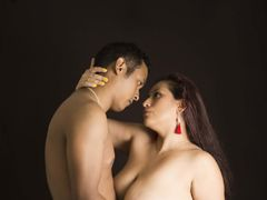 tonyandkatty - couple webcam at LiveJasmin