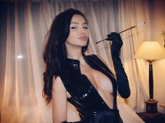 ValerieSins - female with brown hair and  big tits webcam at LiveJasmin