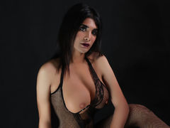 xHorseCockTransx - shemale with black hair webcam at LiveJasmin