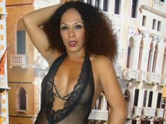 xKhazzandrax - shemale with brown hair and  big tits webcam at LiveJasmin