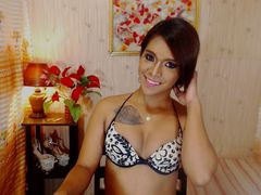MONSTERANACONDAt - shemale with black hair webcam at LiveJasmin