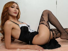 xNaughtyandSweet - blond shemale webcam at LiveJasmin