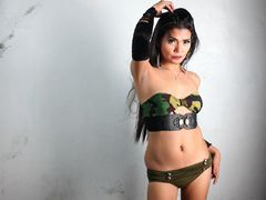 xSEXcommanderx - shemale with black hair webcam at LiveJasmin