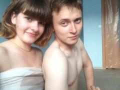 AmyandRobby - couple webcam at xLoveCam