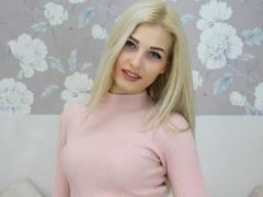 AriellaB - blond female webcam at xLoveCam