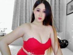 BabeGirlTsHot - shemale with brown hair webcam at xLoveCam