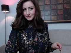 BIANCABLANCHE - female with brown hair and  big tits webcam at LiveJasmin