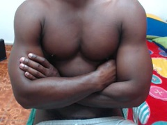 BigBlackMuscle - male webcam at xLoveCam