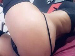CandiceNaughty - shemale with black hair and  small tits webcam at xLoveCam